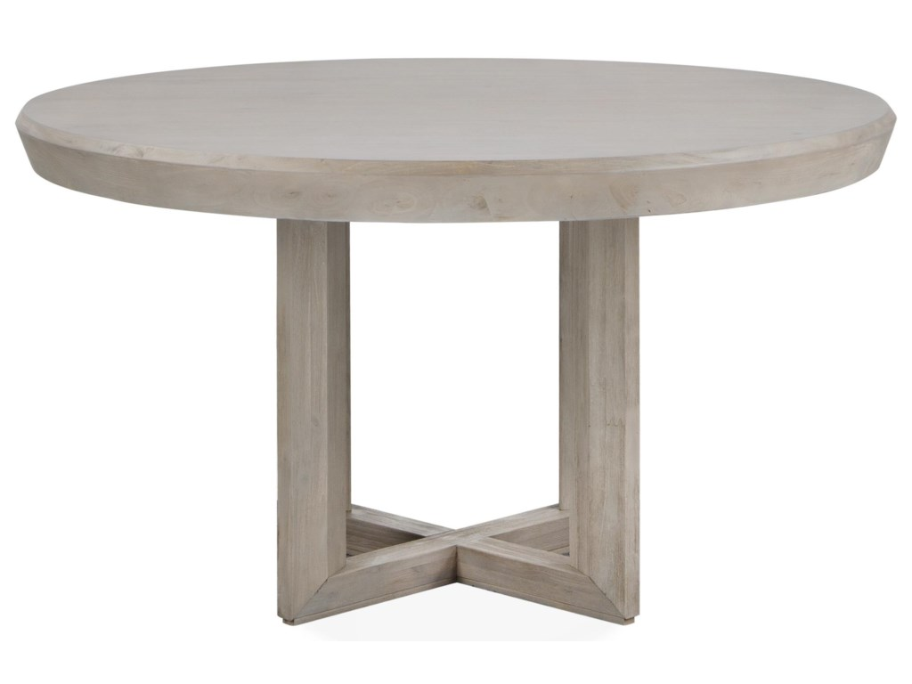 Magnussen Home PalisadeRound Dining Table