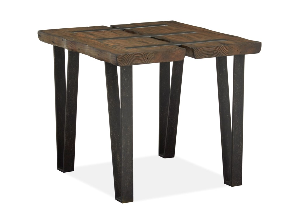 Magnussen Home DartmouthEnd Table