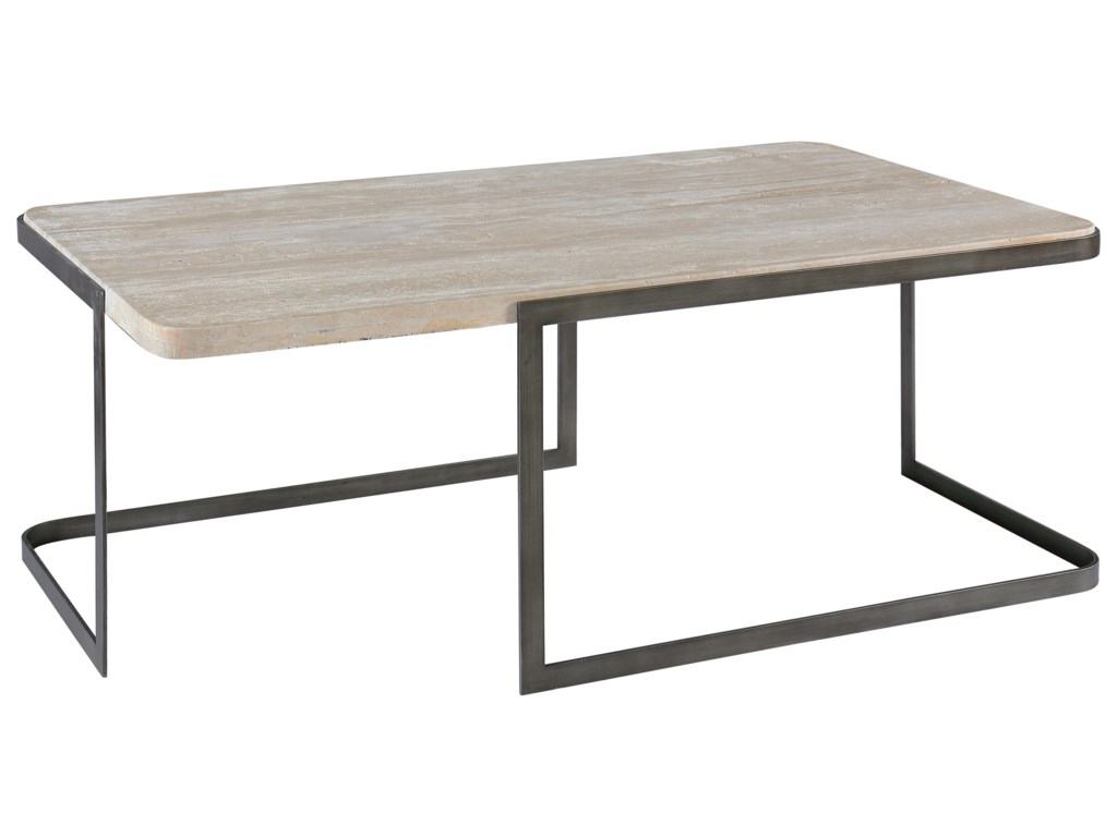 Magnussen Home DeatonRectangular Cocktail Table