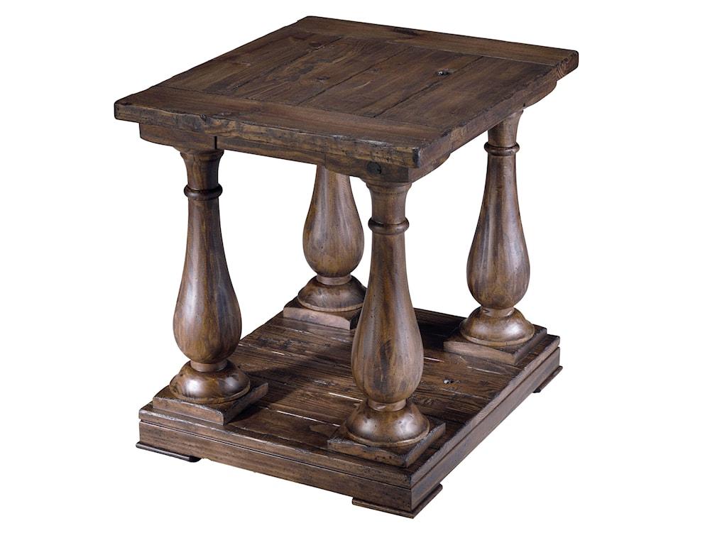 Magnussen Home DensburyRectangular End Table
