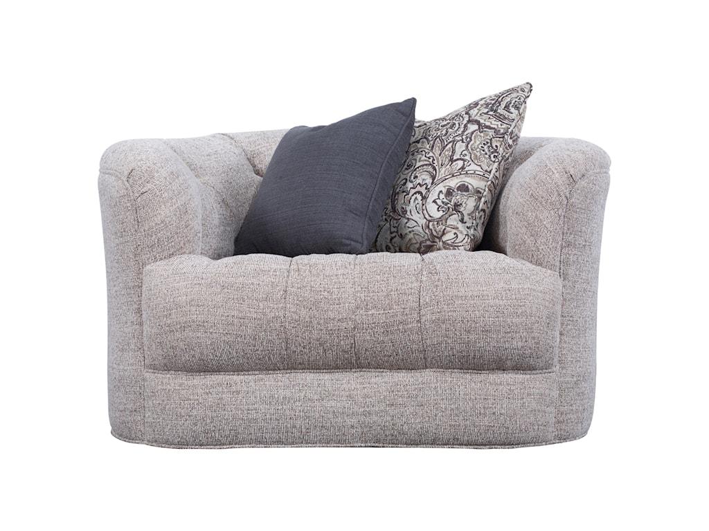 Magnussen Home DesseraySwivel Chair
