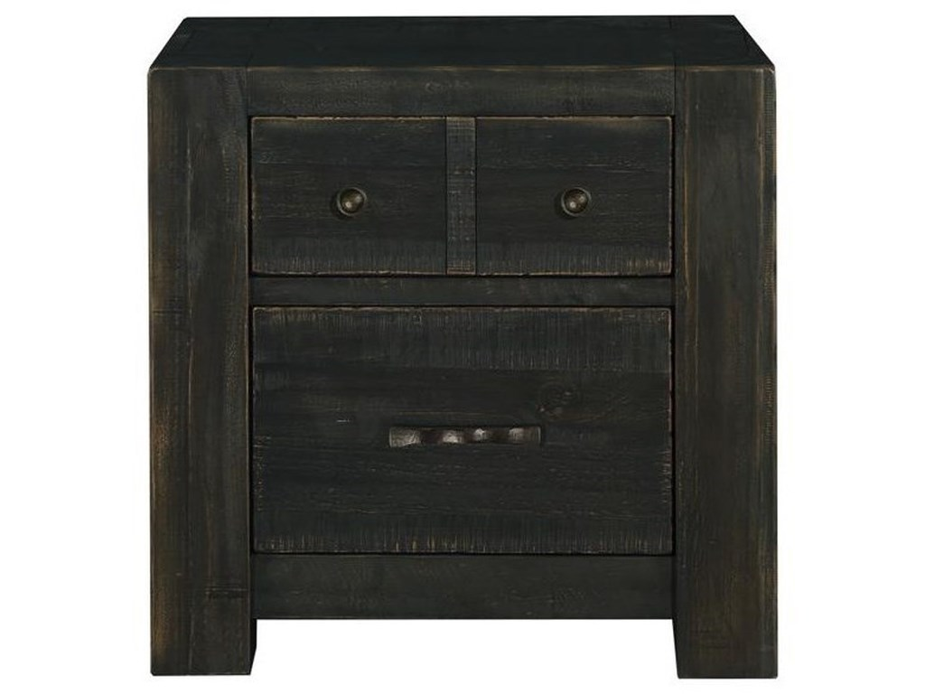 Morris Home Furnishings EltonElton 2 Drawer Nightstand