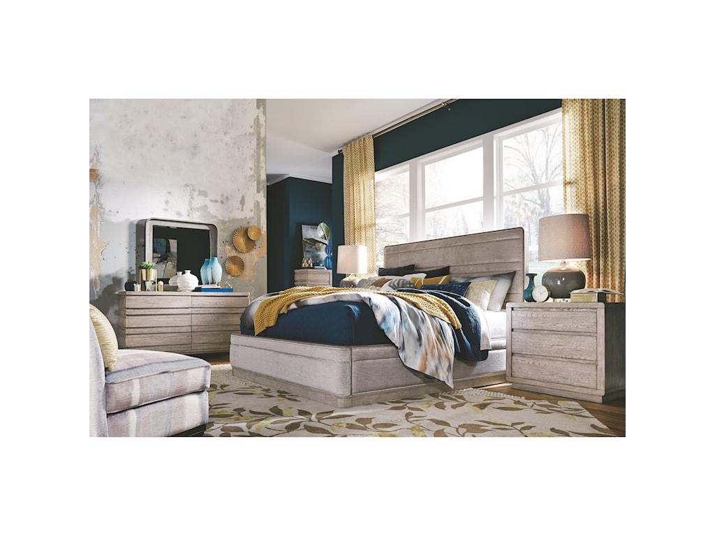 Magnussen Home PacificaQueen Bedroom Group