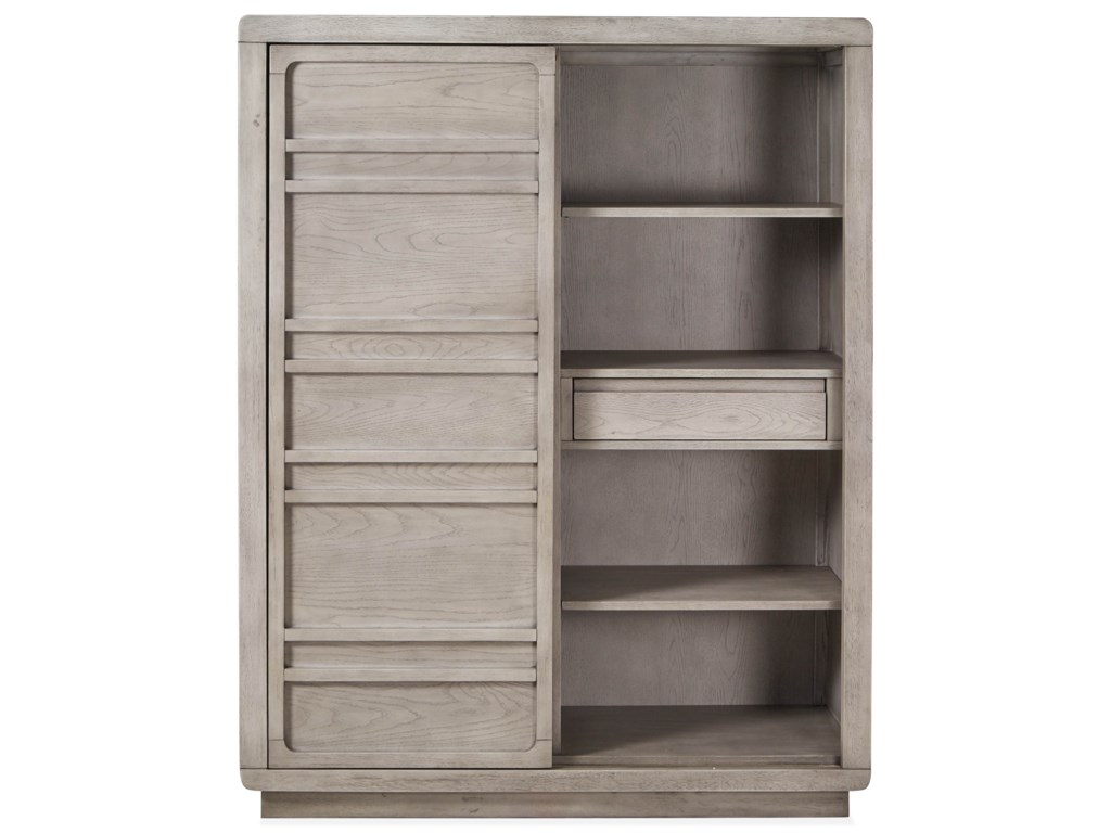 Magnussen Home PacificaSliding Door Chest