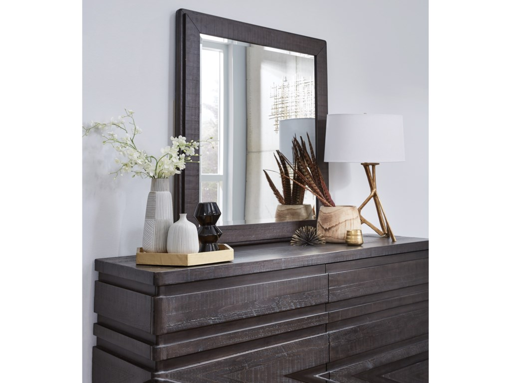 Magnussen Home Echo ParkPortrait Mirror