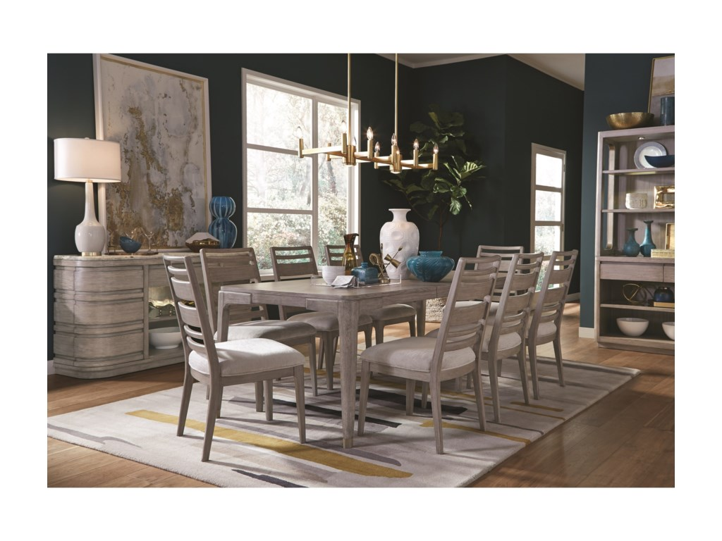 Magnussen Home PacificaDining Table