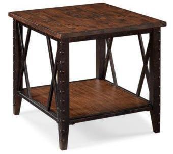 Magnussen Home FlemingEnd Table