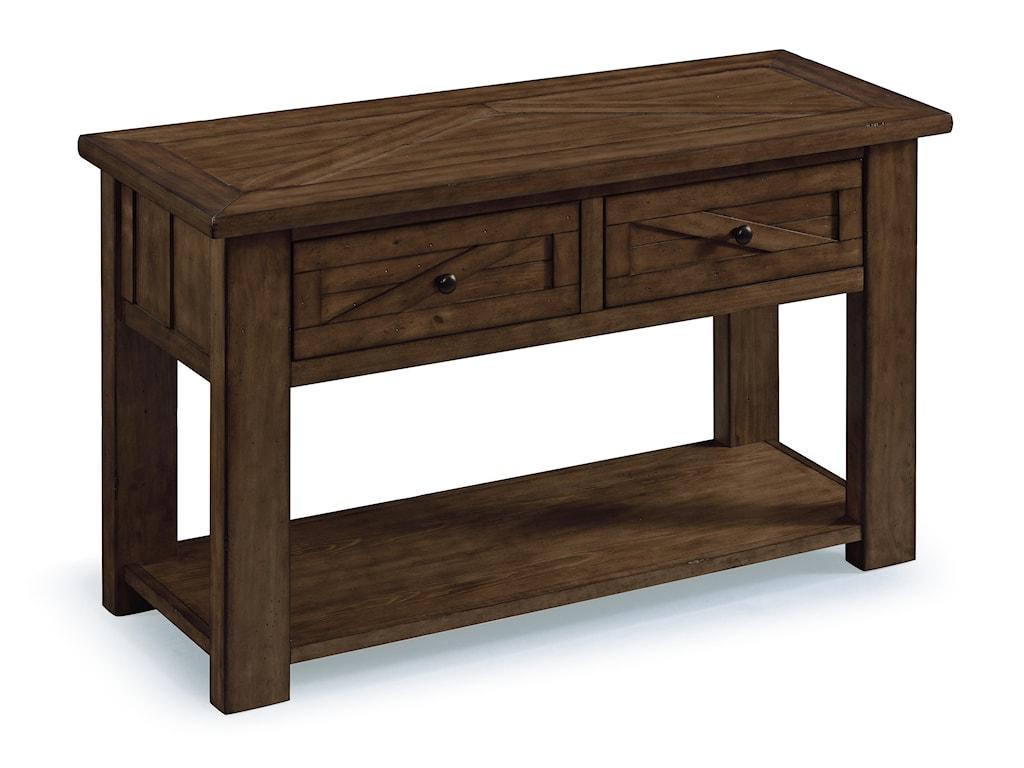 Magnussen Home FraserRectangular Sofa Table