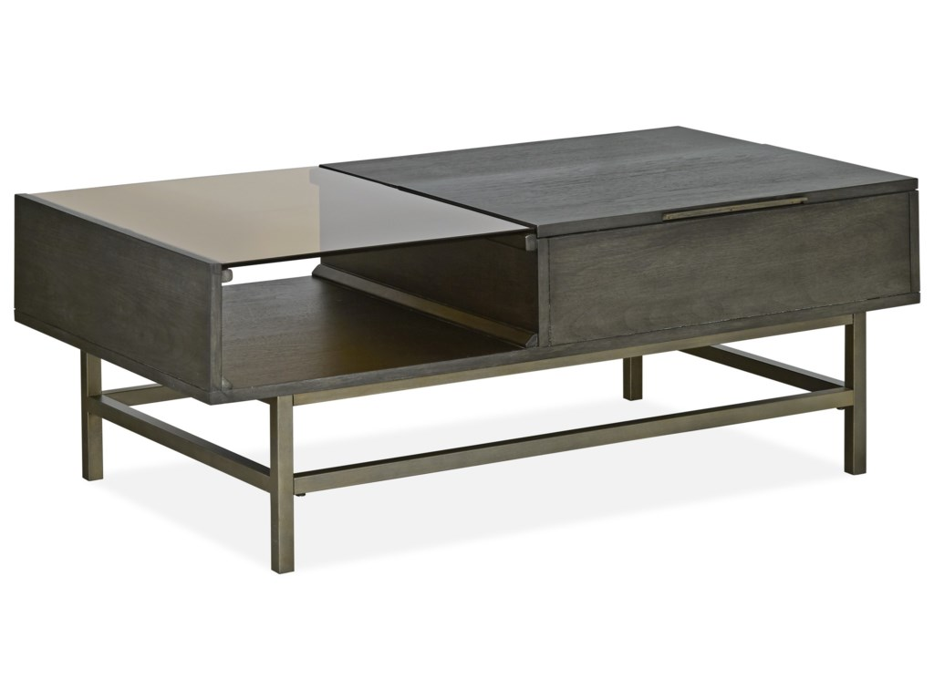 Magnussen Home Fulton MHLift Top Cocktail Table