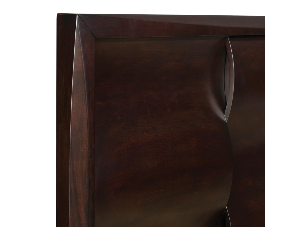 Magnussen Home FuquaKing Bed with Footboard Storage