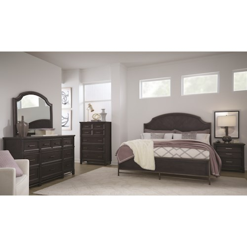 Magnussen Home Grafton Avenue King Bedroom Group