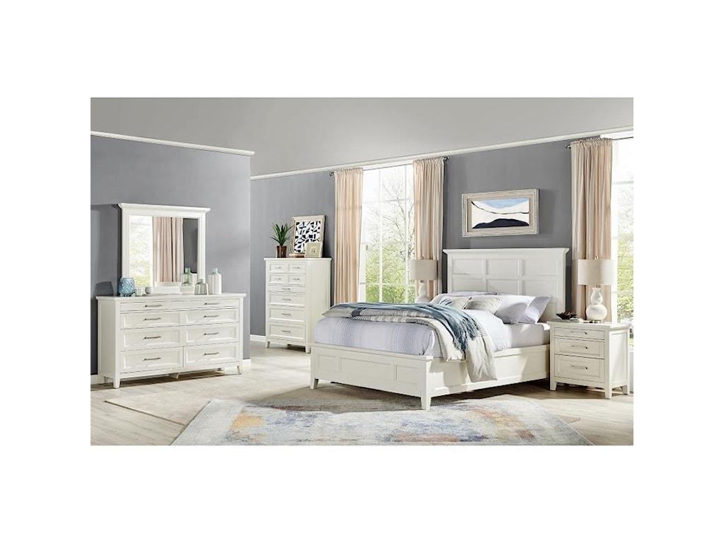 Magnussen Home Hadley GroveQueen Bedroom Group