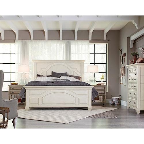Belfort Select Magnolia Park King Bedroom Group