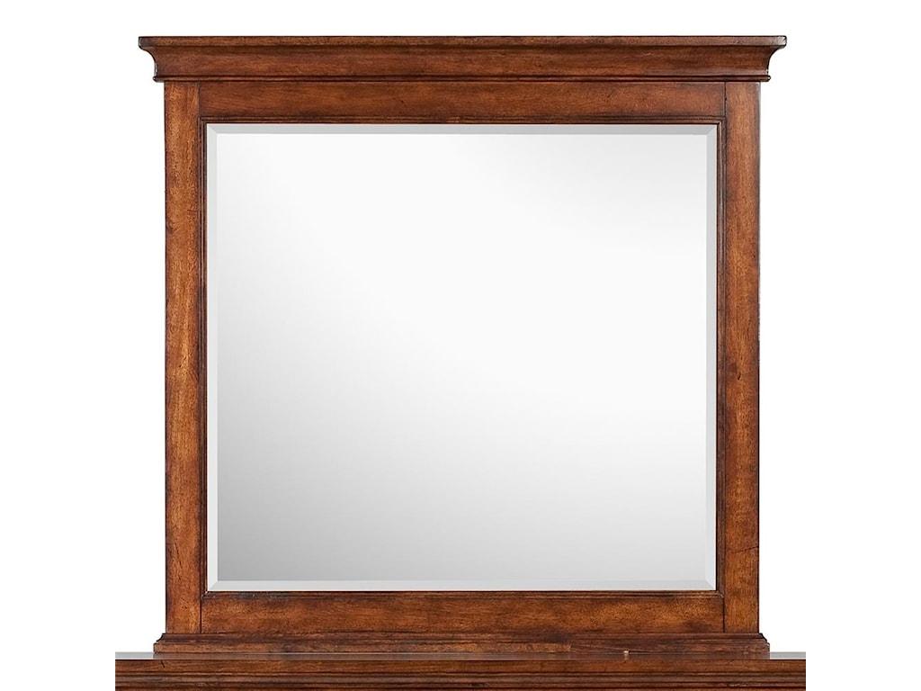 Magnussen Home HarrisonLandscape Mirror