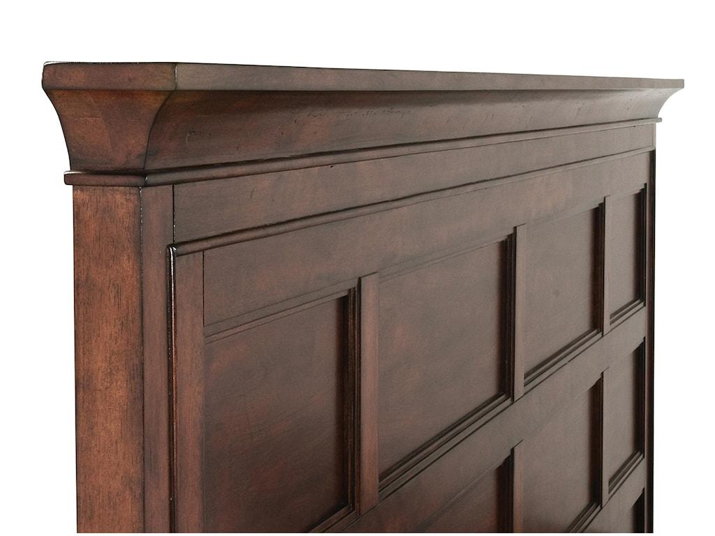 Magnussen Home HarrisonKing Panel Bed