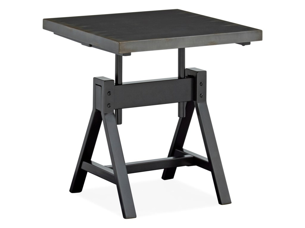 Magnussen Home HartleyEnd Table
