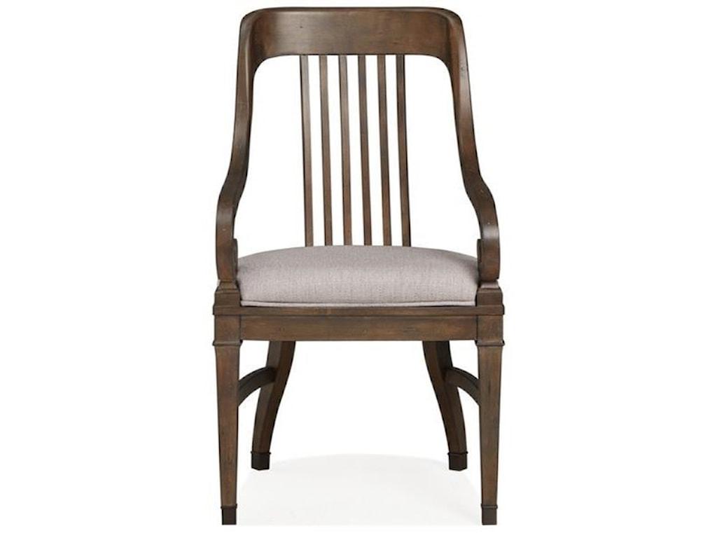 Magnussen Home Jefferson MarketTable and Chair Set
