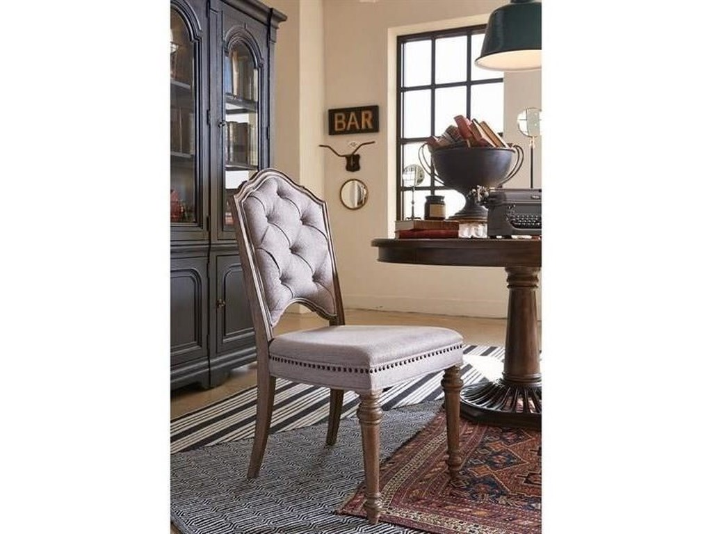 Magnussen Home Jefferson MarketDining Side Chair