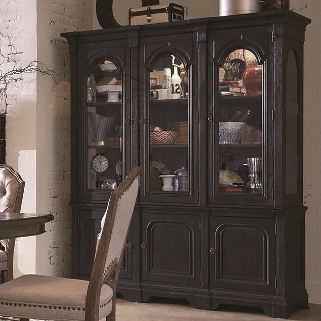 Magnussen Home Hudson SquareChina Cabinet ...