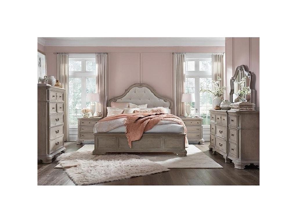 Magnussen Home JocelynQueen Bedroom Group