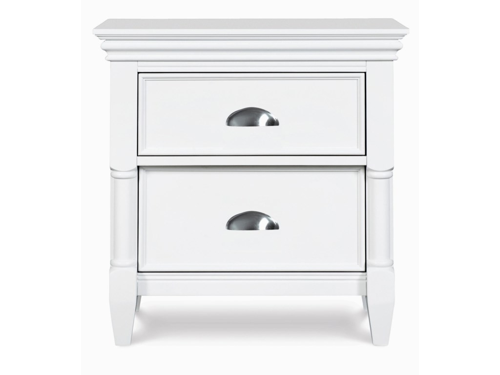 Magnussen Home Kasey Drawer Nightstand