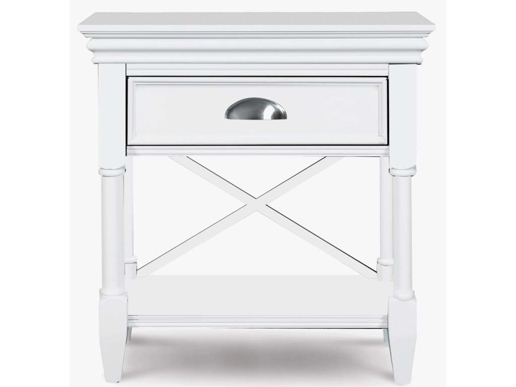 Magnussen Home Kasey Open Nightstand
