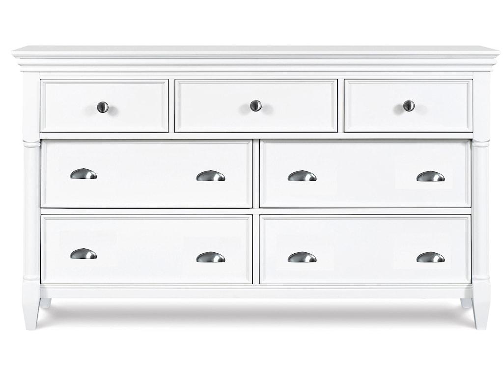Magnussen Home Kasey Drawer Dresser