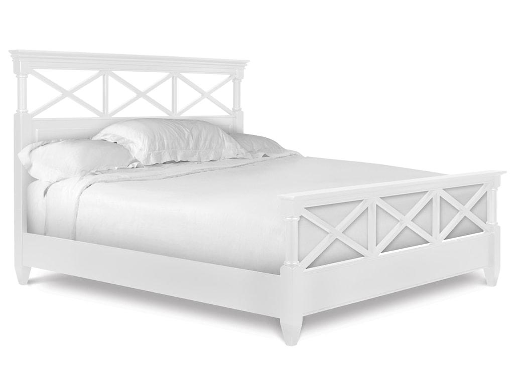 Magnussen Home Kasey Queen Panel Bed