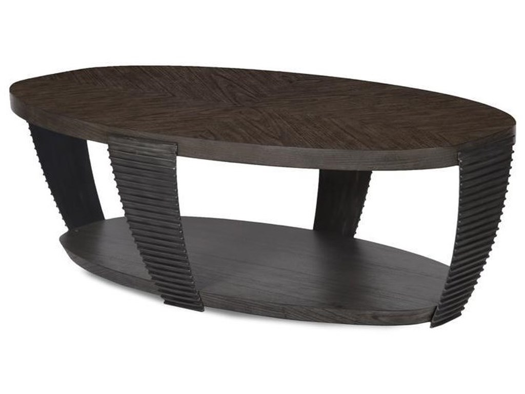 Magnussen Home KendrickOval Cocktail Table