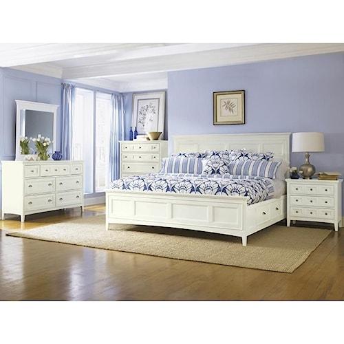 Magnussen Home Kentwood King Bedroom Group