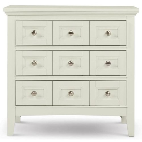 Magnussen Home Kentwood Nightstand With 3 Drawers