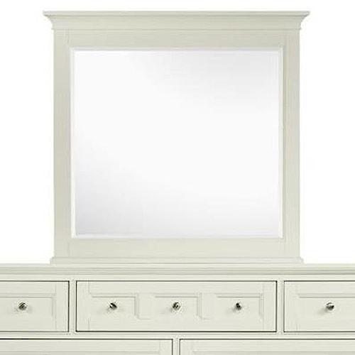 Magnussen Home Kentwood Beveled Landscape Mirror