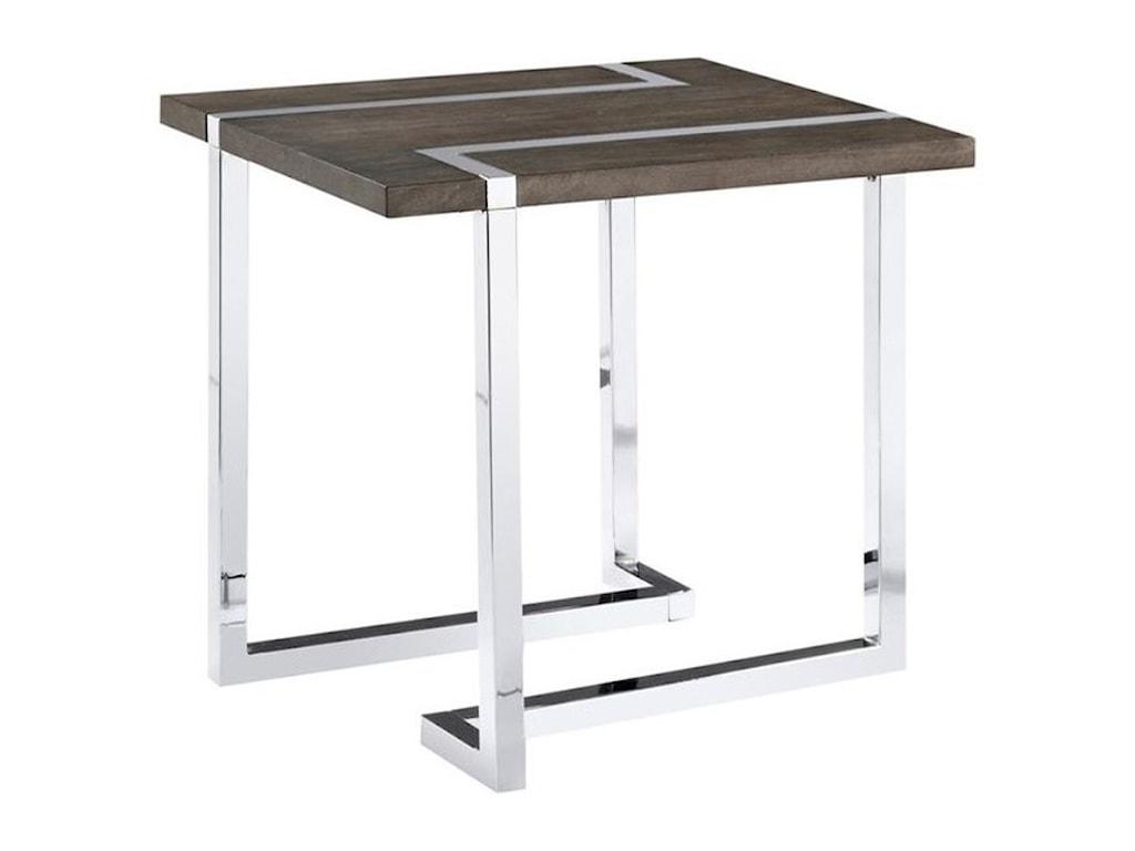 Magnussen Home KieranRectangular End Table
