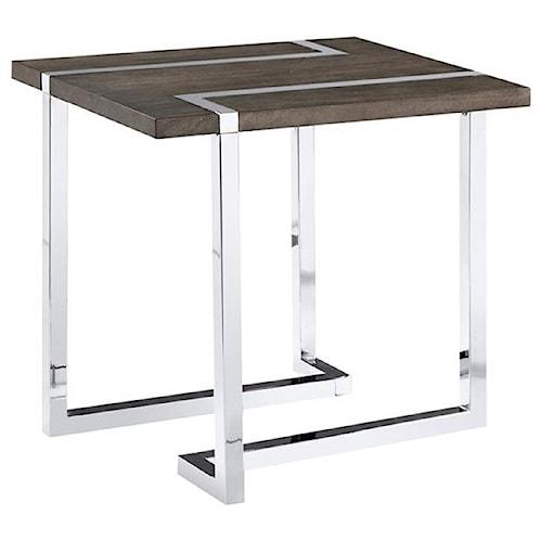 Magnussen Home Kieran T4215 Rectangular End Table