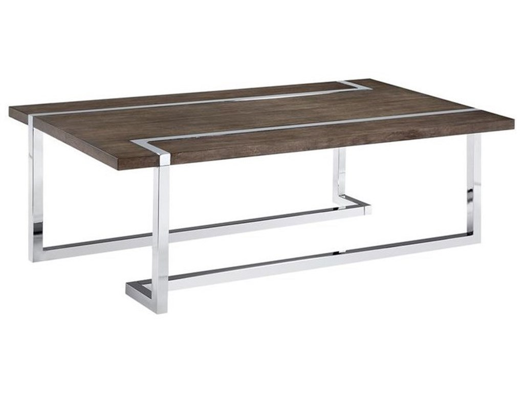 Magnussen Home Kieran T4215Rectangular Cocktail Table