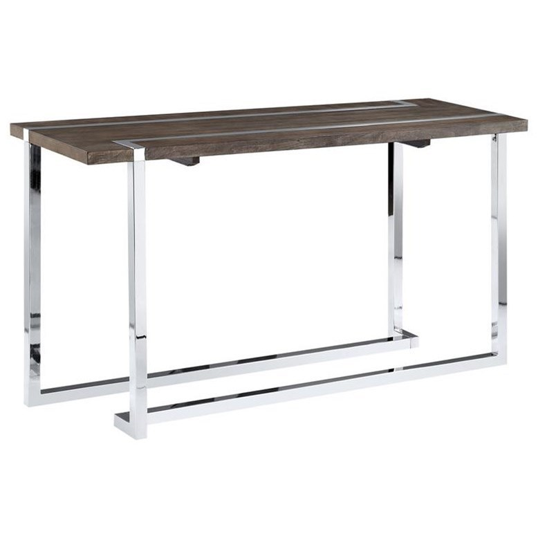 Kieran T4215 Rectangular Sofa Table By Magnussen Home