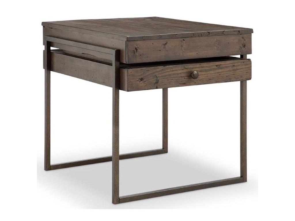 Magnussen Home KirkwoodRectangular End Table