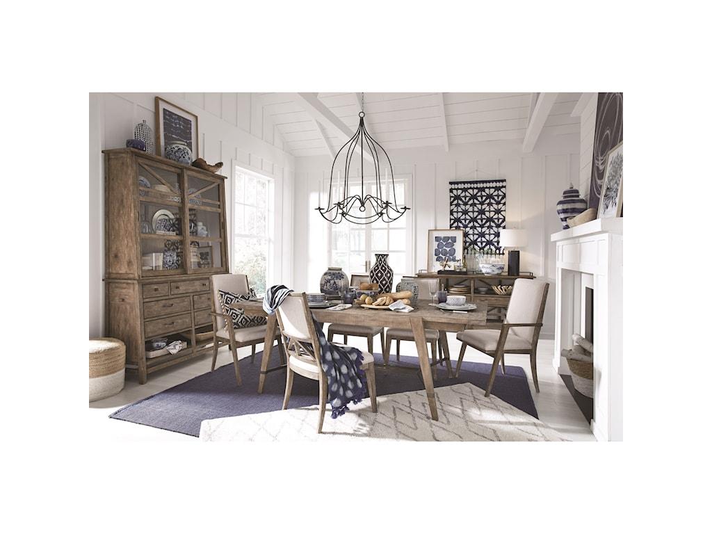 Magnussen Home Formal Dining Room Group