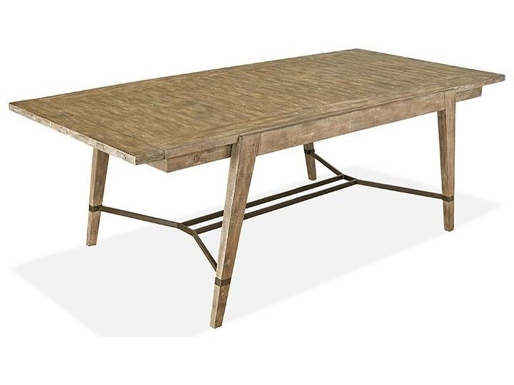 Magnussen Home Bluff HeightsRectangular Dining Table