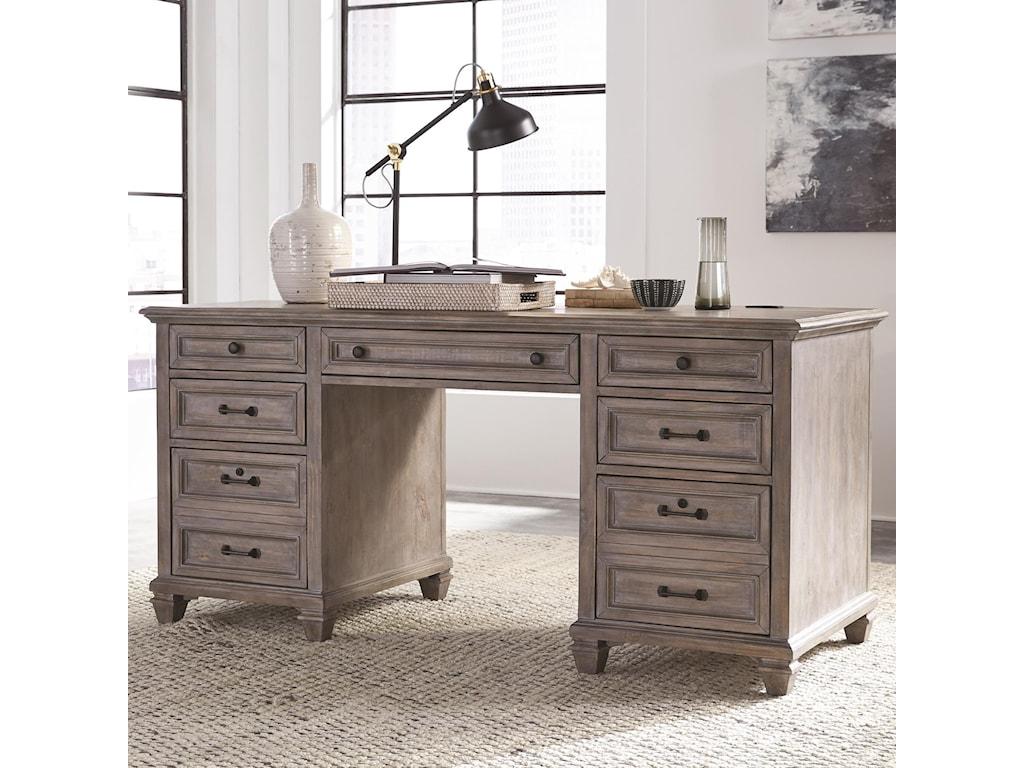 Magnussen Home LancasterExecutive Desk