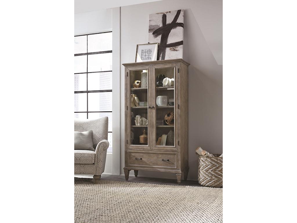 Magnussen Home LancasterDoor Bookcase