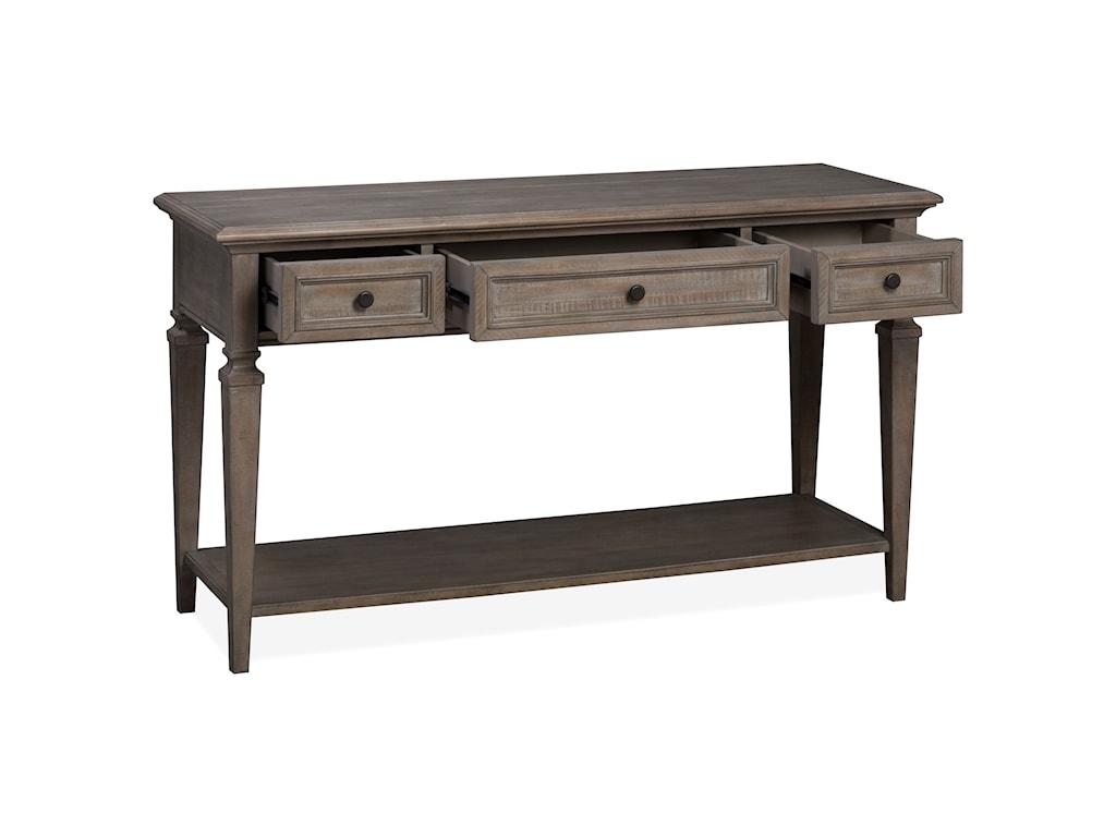 Magnussen Home LancasterSofa Table