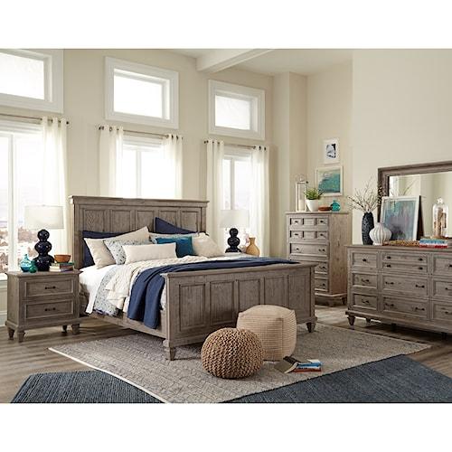 Magnussen Home Lancaster Queen Bedroom Group