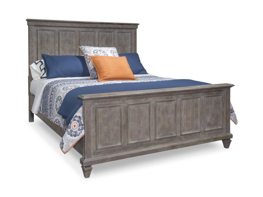 Magnussen Home LancasterQueen Panel Bed