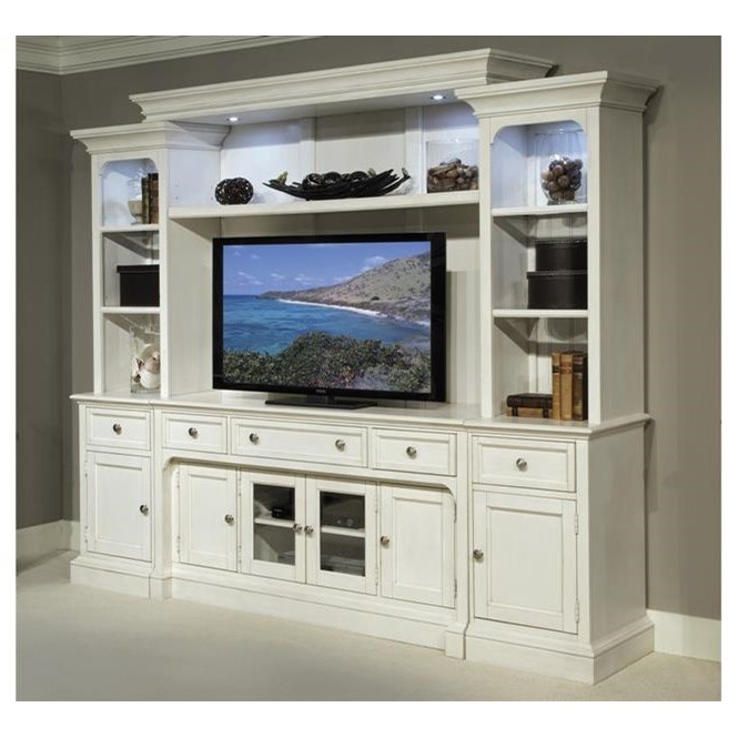 Magnussen Home Laurel GardenWall Unit