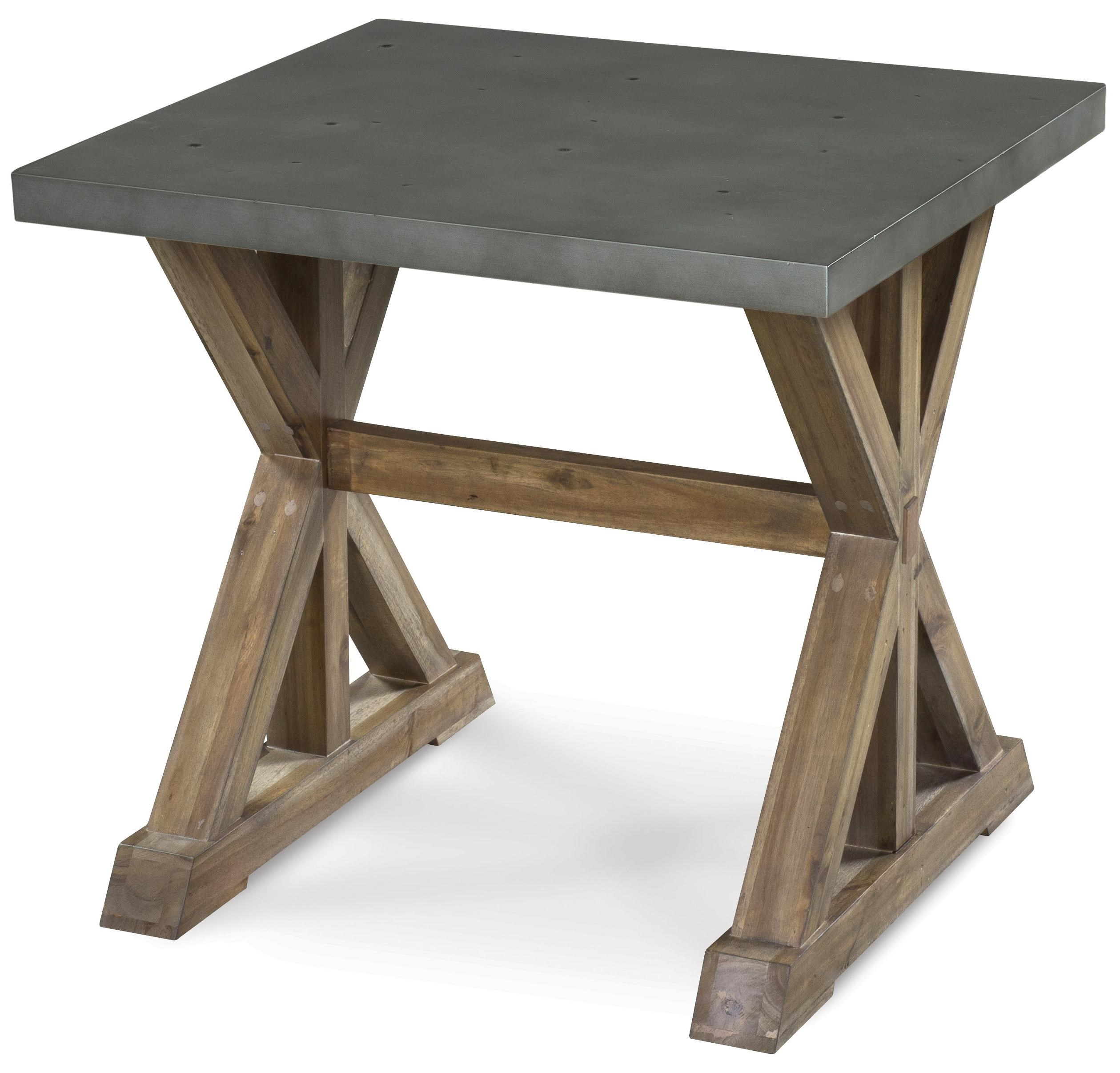 Magnussen Home LybrookRectangular End Table