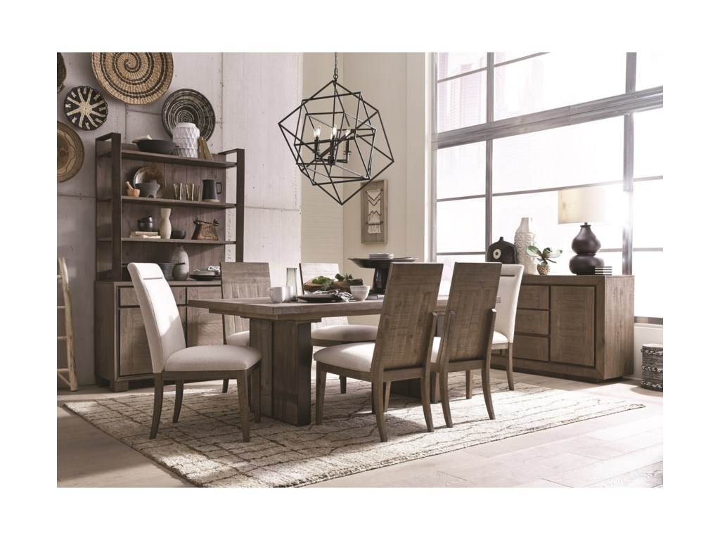 Magnussen Home Granada HillsCasual Dining Room Group
