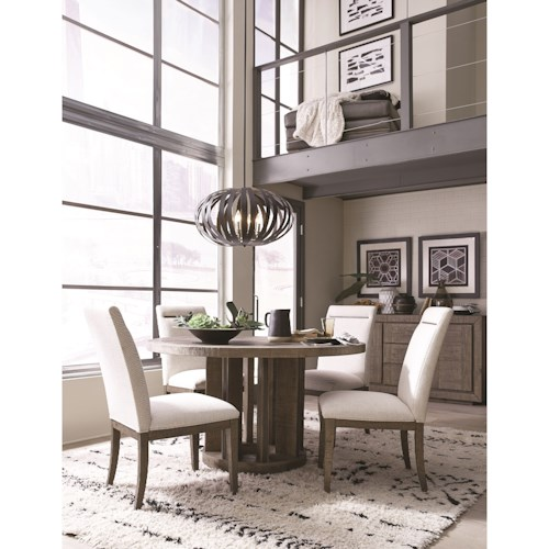 Magnussen Home Granada Hills Casual Dining Room Group