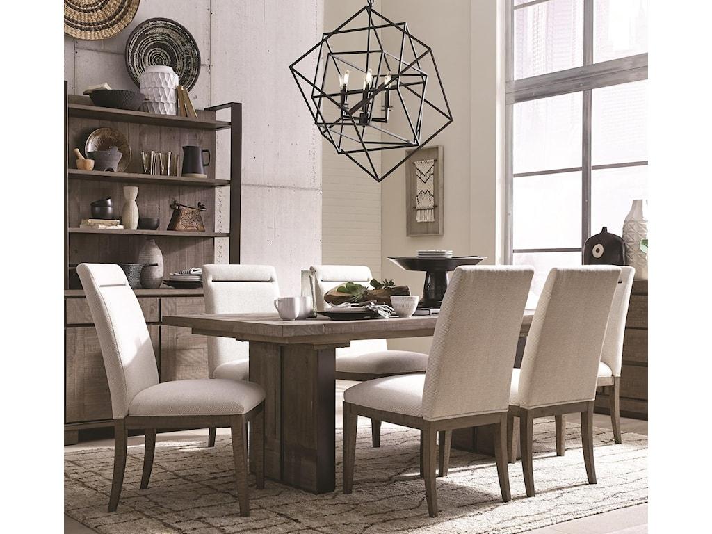 Magnussen Home Granada Hills7 Piece Dining Set