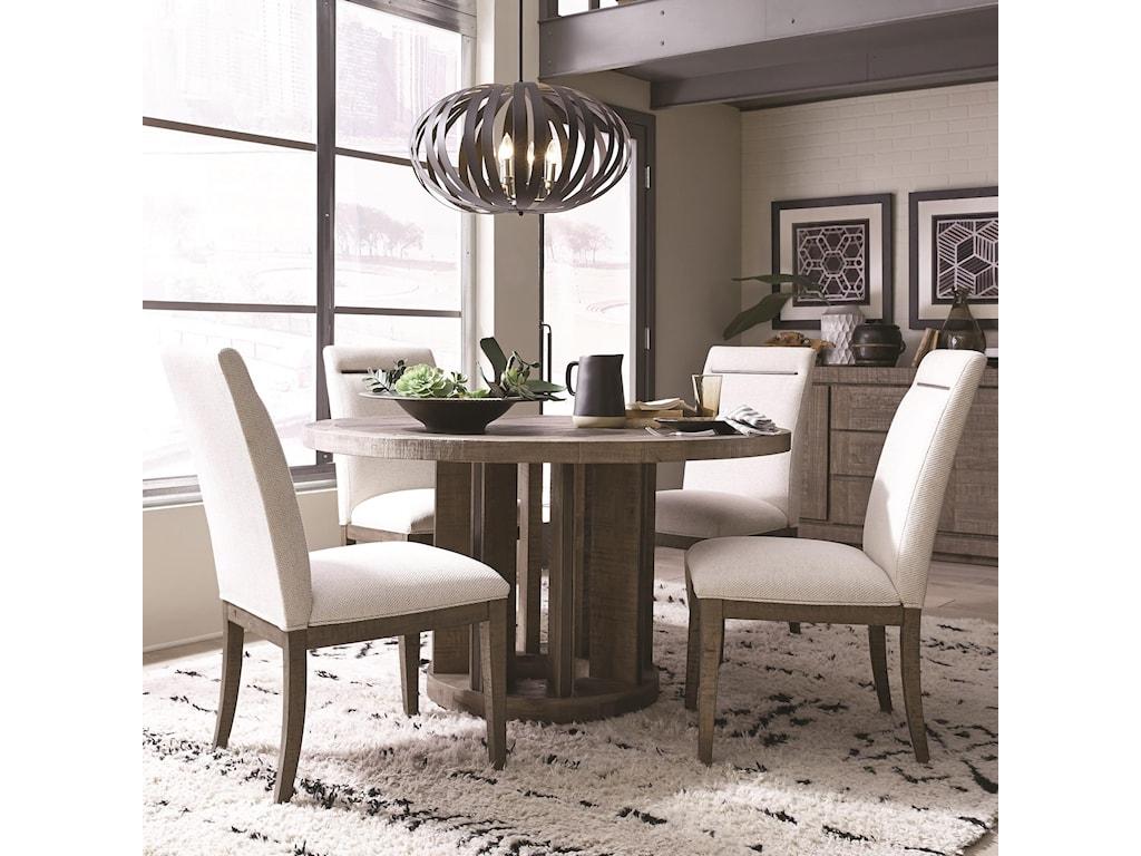 Magnussen Home Granada Hills5 Piece Dining Set